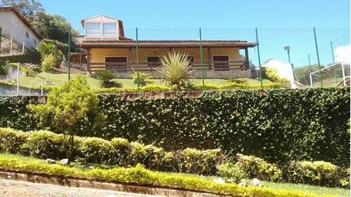 Chácara Com 3 Dormitórios À Venda, 1000 M² Por R$ 1.007.000,00 - Vila Petrópolis - Atibaia/sp - Ch0016