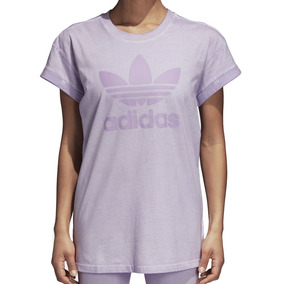Playera Originals Loose Bf Mujer adidas Full Du8497