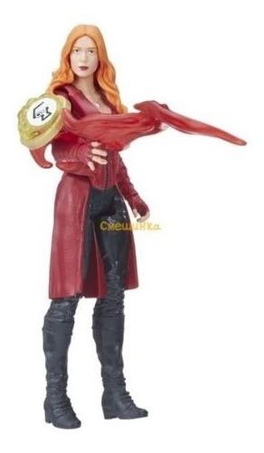 Avengers Infinty War Figura De 15cm Bruja Escarlata E0605