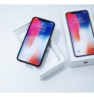 iPhone X 64 Gb Na: Cor Preto E Branco. Caixa Lacrada.