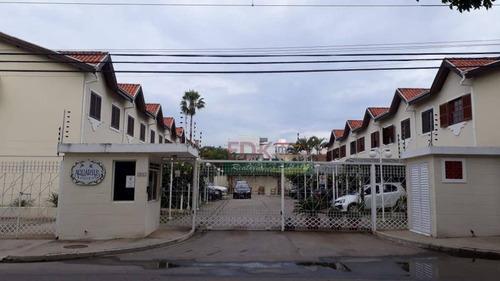 Imagem 1 de 22 de Sobrado Com 3 Dormitórios À Venda, 140 M² Por R$ 690.000,00 - Parque Residencial Aquarius - São José Dos Campos/sp - So1603