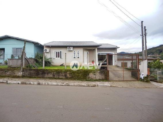 Casa Com 2 Dormitórios À Venda, 135 M² Por R$ 340.000,00 - São José - Novo Hamburgo/rs - Ca2981