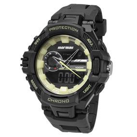 Relógio Mormaii Protection Preto