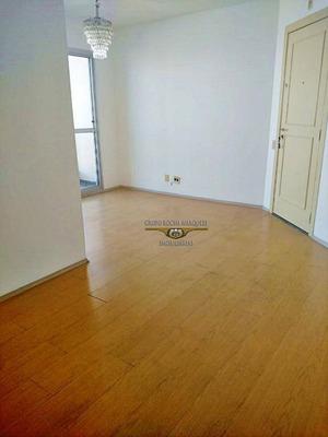 Apartamento Com 2 Dormitórios À Venda, 53 M² Por R$ 260.000 - Vila Gomes Cardim - São Paulo/sp - Ap2056