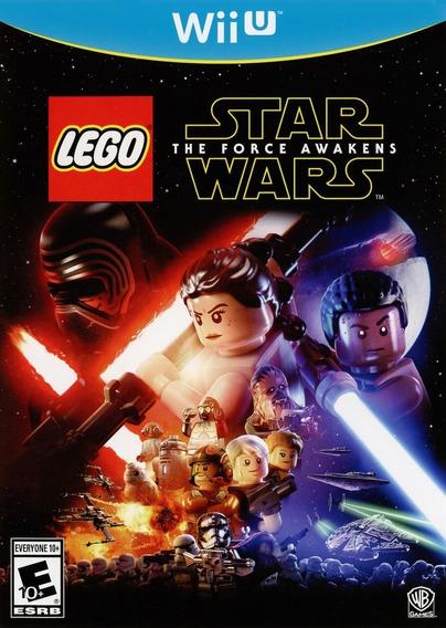 Lego® Star Wars The Force Awakens - Digital Wii U