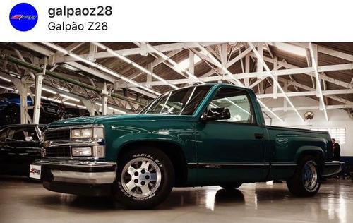 Imagem 1 de 14 de Chevrolet Silverado C 1500 4.3 V6
