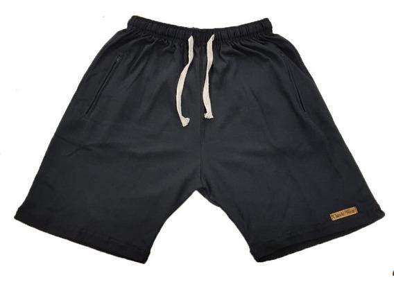 Short Bermuda Algodon Tipo Jogging
