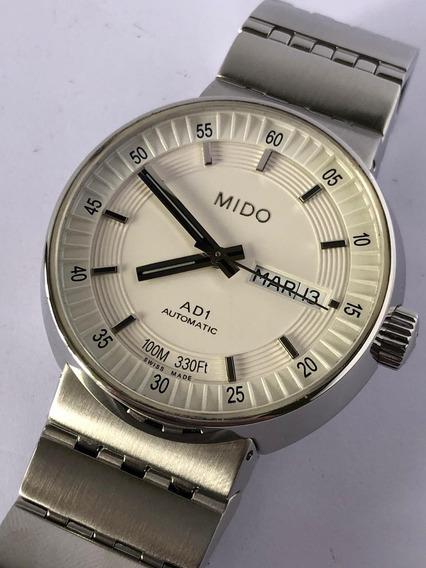 Reloj Mido Ad1 Blanco