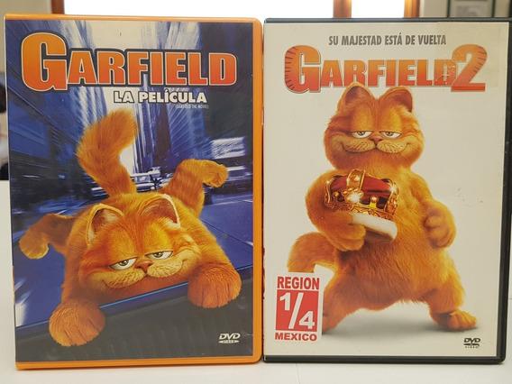 Garfield Dvd (las 2 Peliculas)