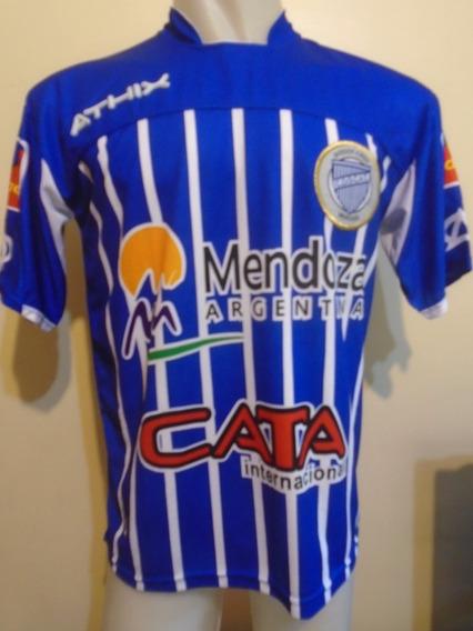 Camiseta Godoy Cruz Mendoza Athix 2007 2008 2009 T. M - L