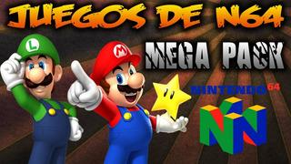 Emulador 70 Juegos Nintendo 64