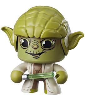Mighty Muggs Star Wars Yoda Hasbro