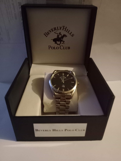 Reloj Beverly Hilis Polo Club Reloj Para De Hombre En Mercado Libre México