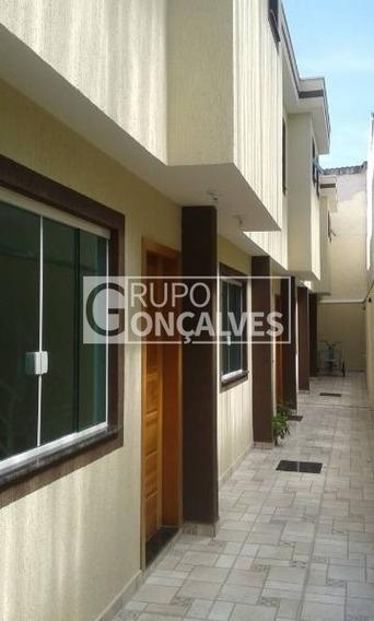Sobrado Novo Em Condomínio Para Venda No Bairro Jardim Popular, 2 Dormitórios Sendo 2 Suítes, 1 Vaga, 67 M². - 4378