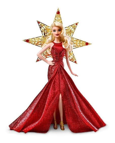 Barbie - 2017 Holiday Barbie - Loira - Original