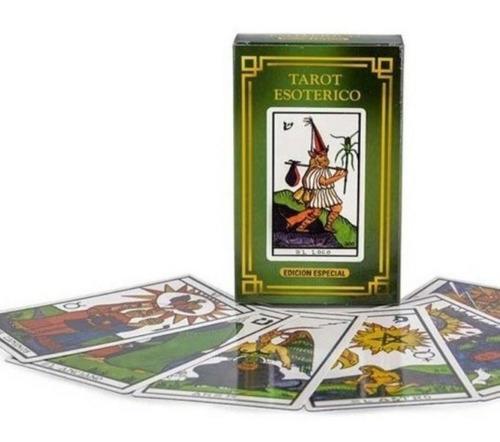 Tarot Esoterico Grande Ed.especial