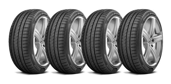 Kit X4 Pirelli 225/45 R17 94w Cinturato P1 Neumen Ahora18