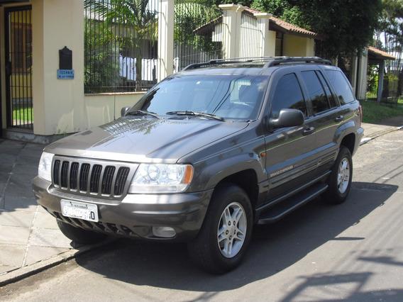 Jeep Grand Cherokee 2000 - V8 4.7 - Gasolina