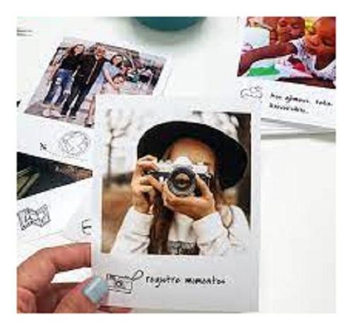 Imagem 1 de 1 de Pack De Fotos (10 Polaroides) - Reflexus Digital Papel Kodak