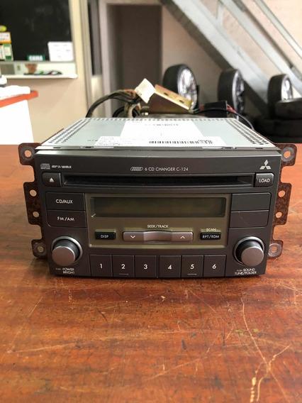 Radio Mitsubishi Airtrek 2.4 Mivec 2007 Original