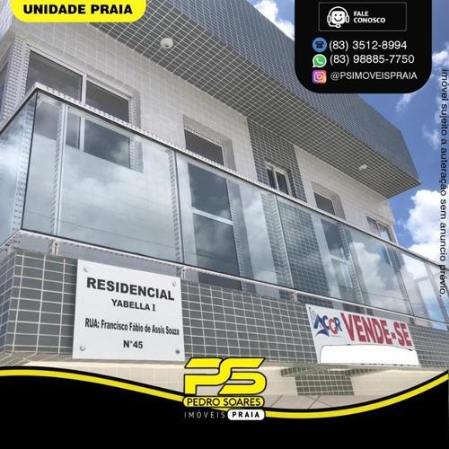 Apartamento Com 2 Dormitórios À Venda, 56 M² Por R$ 135.000 - Mangabeira - João Pessoa/pb - Ap4662