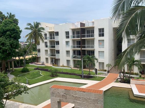 Exclusivo Departamento En Diamante Turquesa En Acapulco