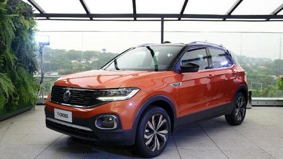 Volkswagen T-cross 1.0 200 Tsi Total Flex Comfortline 2020