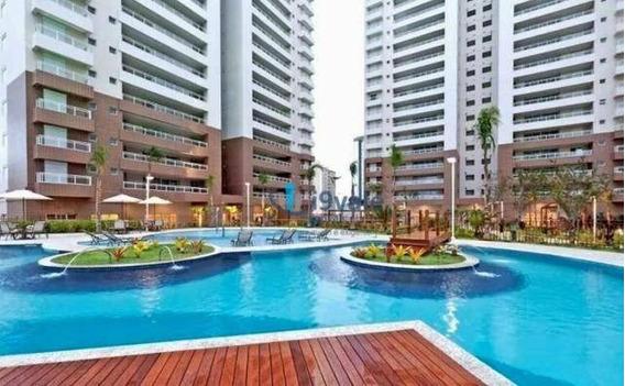 Apartamento Cobertura Residencial À Venda, Vila Ema, São José Dos Campos - Co0039
