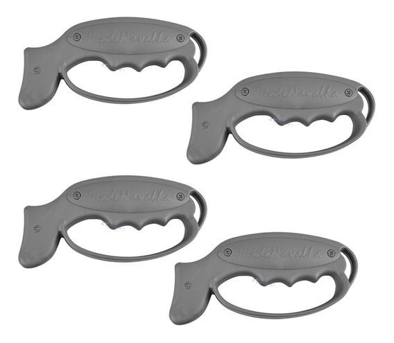 Kit 04 Amolador Afiador De Facas Canivetes Fio Da Navalha