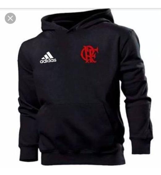 Casaco Moletom Flamengo adidas Fila Blusa Frio