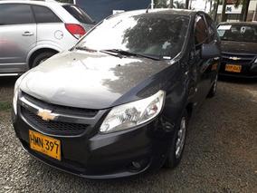 Chevrolet Sail Lt 5p 2014.