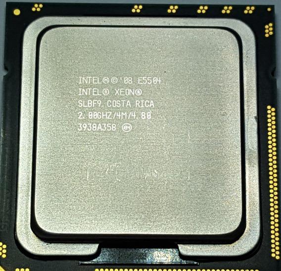 Processador Intel Xeon E5504 Slbf9 2.0ghz