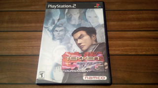 Tekken Tag Tournament Playstation 2 Ps2
