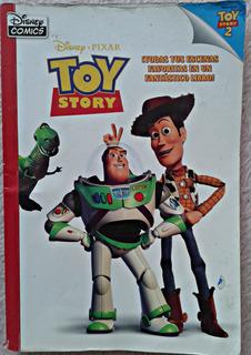 Toy Story Comic De Disney Con Escenas Tomadas De La Pelicula