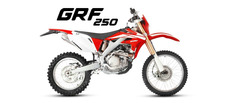 Moto Guerrero Grf 250cc Off Road Enduro On Off Newbery Bikes