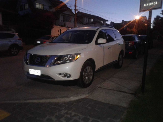Nissan Pathfinder 2015 Chocado.