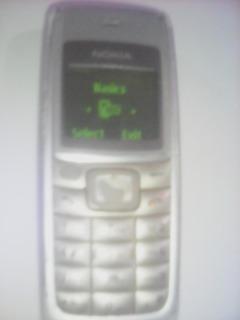 Telefono Basico Nokia Mb1110b Movistar