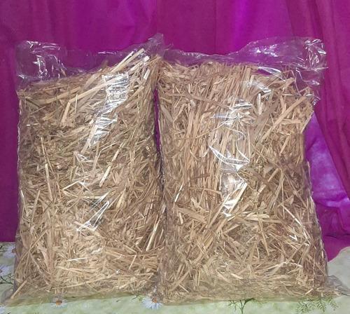 Imagen 1 de 2 de Heno De Avena. Cobayos Cuises Conejos