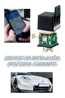 Servicios De Instalación Gps/corta Corriente (gdl)