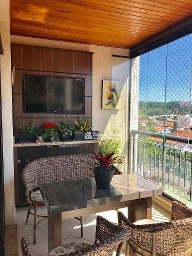 Apartamento Com 3 Dormitórios À Venda, 154 M² Por R$ 950.000,00 - Vila Rosália - Guarulhos/sp - Ap0011