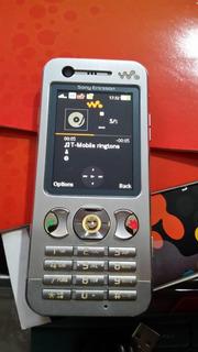 Celular Sony Ericsson W890i Raridade Lg Nokia Samsung