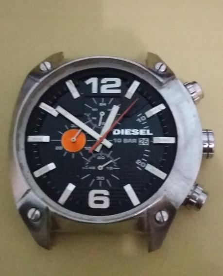 Relógio Diesel 10 Bar Dz 4204