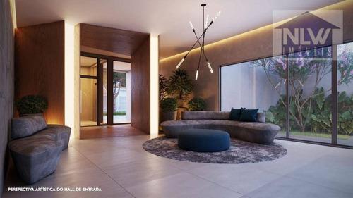 Apartamento À Venda, 65 M² Por R$ 1.018.938,00 - Moema - São Paulo/sp - Ap1991
