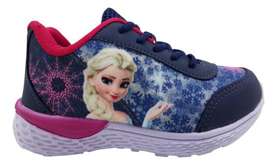 Tênis Infantil Le Petit Menina Frozen / Minnie Z6