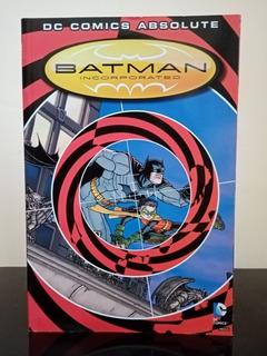 Batman Incorporated. Dc Comics Absolute