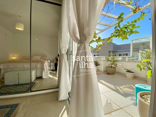 Imagem 1 de 11 de Cobertura Com 2 Dormitórios À Venda, 168 M² Por R$ 1.350.000,00 - Campeche - Florianópolis/sc - Co0236