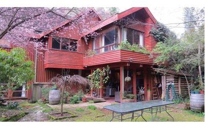 Hermosa Casa En Lonco Oriente