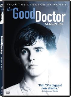 The Good Doctor Primera Temporada 1 Uno Importada Dvd