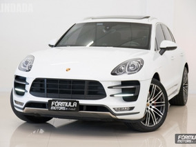 Porsche Macan Turbo (blindada)