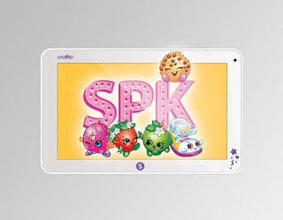 Level Up Tablet 9 8gb 1gb Shopkins 590172